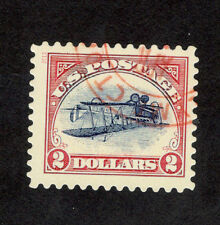 4806 Inverted Jenny US Single Used Off Paper (Free shipping offer)
