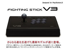 HORI Arcade Fighting Stick V3 Controller For PS3 PlayStation 3 HP3-59U JAPAN F/S