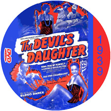 The Devil's Daughter (1939) Classic Romance and Horror 'B' Movie DVD NR