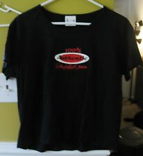 DALE EARNHARDT FAN 100% AUTHENTIC LADIES T-SHIRT SIZE LARGE