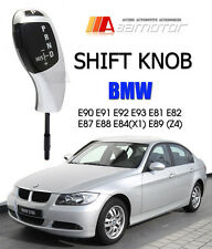 AT GEAR SHIFT KNOB X6 STYLE for BMW E90 E91 E92 E93 E81 E82 E88 X1 Z4  LHD AUTO