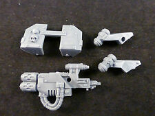 40K Space Marine Land Raider Pintle Mounted Multi Melta Set