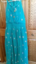 Anthropologie Floreat dress  Size 10   Maxi NWOT