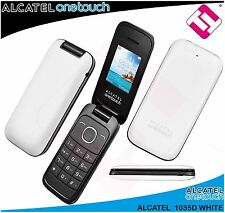 SMARTPHONE TELEFONO MOVIL LIBRE ALCATEL ONETOUCH 1035 DUAL SIM PERSONAS MAYORES