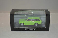 Minichamps 1:43 Opel Kadett Caravan green perfect mint in box