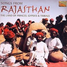 Deben Bhattacharya-Songs From Rajasthan - The Lan CD NEW