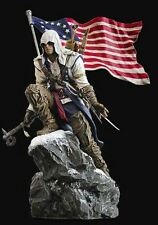 "NEW ASSASSIN'S CREED III 3 LIMITED EDITION 9"" CONNER STATUE FIGURE FIGURINE"