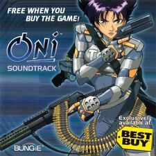 Oni Soundtrack Autographed by Halo & Destiny Bungie Composer Martin O'Donnell