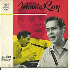 7'EP Johnnie Ray  Yes tonight,Josephine/Just walking.../+2  Germany Philips 1957