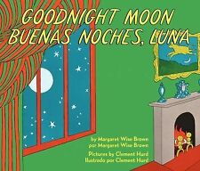 Goodnight Moon/Buenas Noches, Luna by Margaret Wise Brown (2014, Board Book)