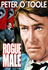 ROGUE MALE (1976 Peter O'Toole)   - DVD - UK Compatible -  sealed