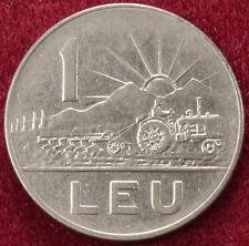 Romania 1 Leu 1966 (b2703)