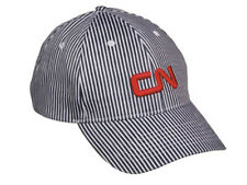 CN Canadian National Railway Engineer Ball Cap Hat