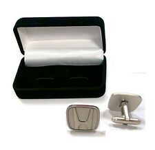 Official Honda H Logo Cufflinks