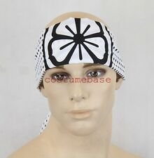 KARATE KID  HEADBAND  Head Band lotus flower hachimaki Daniel Larusso