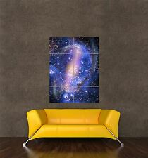 POSTER PRINT GIANT SPACE PHOTO SPIRAL GALAXY NEBULA STARS COSMOS HUBBLE PAMP265