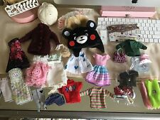 Blythe Dress Pullip Dal Barbie Outfit Clothing - Lot of 22+Pieces