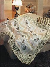 Rose Trellis Quilt Pattern Pieced JW