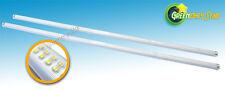 6 x Warm White 18 Watt LED T8 Tube Grow Light  120cm