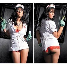 Fantasy Lingerie Naughty Nurse Uniform