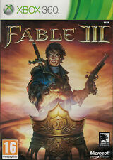 Fable III, Fable 3, Microsoft Xbox 360 game, USED