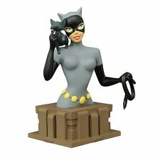 Dc Batman Animated Series Catwoman Bust by Diamond Select