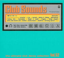 CLUB SOUNDS 52 = Fedde/Ortega/Scooter/Fragma/Pulsedriver...=3CD= groovesDELUXE !