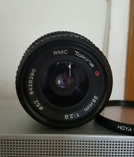 Tokina 28mm f2.8 RMC ii lens for Canon FD - Made in Japan