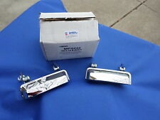 New 1973-74 Dodge Charger Coronet RoadRunner Front Door Handle Pair Mopar
