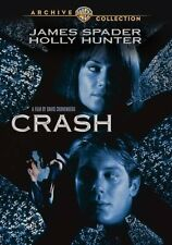 Crash DVD (1996) - James Spader, Holly Hunter, Deborah Kara Unger, Elias Koteas