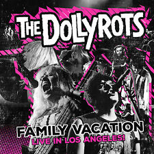 DOLLYROTS New Sealed 2017 LIVE LOS ANGELES CONCERT & MORE DVD & CD SET