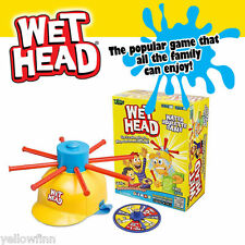 Zing Wet Head New Pie Face Water Roulette Outdoor Game  Families, Parties Fun