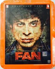 FAN (2016) SHAHRUKH KHAN - BOLLYWOOD SPECIAL EDITION BLU-RAY DOLBY ATMOS