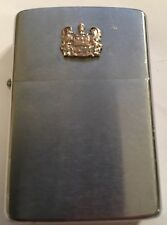 Used Rare 1958 Zippo Lighter with Crown on it - Used
