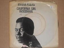 """EDDIE FLOYD -California Girl- 7"""" 45"""