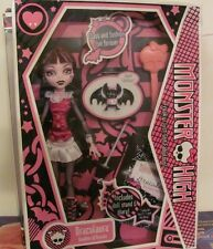 Monster High Draculaura 2009 New in Box First Wave