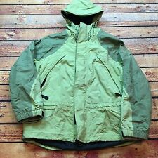 NIKE ACG 3 AIR ANORAK Logo M PARKA Jacket STORM FIT Hooded Lab VTG OG Rain Shell