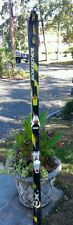 Rossignol Course Excess(X's) Dualtec downhill skis 198 with Solomon 857 Bindings