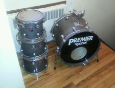 4 pieces  drum set Genista premier