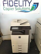 Sharp MX-M503N Multifunction Copier Printer Scanner 50 ppm low use Demo machine