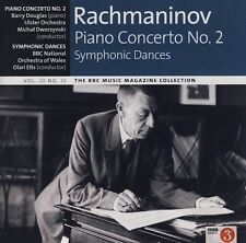 RACHMANINOV: PIANO CONCERTO NO 2 / BARRY DOUGLAS + SYMPHONIC DANCES - BBC CD