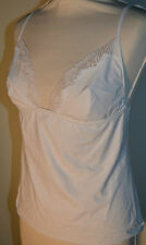 Christies Melrose Night Top in White Large RRP £72.50