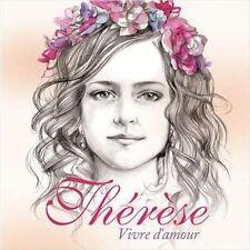 Thérèse: Vivre d'Amour by Natasha St-Pier (CD, Apr-2013, Universal)