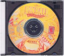 3-D Ultra Pinball: Thrillride - PC/Mac by Vivendi Universal CD Only!