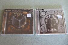 TOMBS 2 CD Lot All New/Sealed: Savage Gold, Path of Totality