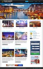 Hotel automatizzate e motore di ricerca di Volo sito web aziendale per la vendita