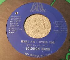 Solomon Burke ‎– Proud Mary / What Am I Living For