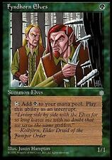 ▼▲▼ Fyndhorn Elves (Elfes cordelliens) Ice Age  #244 ENGLISH Magic MTG