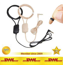 Spy earpiece hidden exam cheat CIA FBI bluetooth ear piece bug micro phone