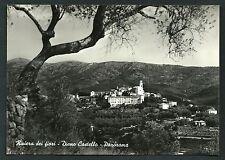 Diano Castello ( Imperia ) - cartolina non viaggiata indicativamente anni '50